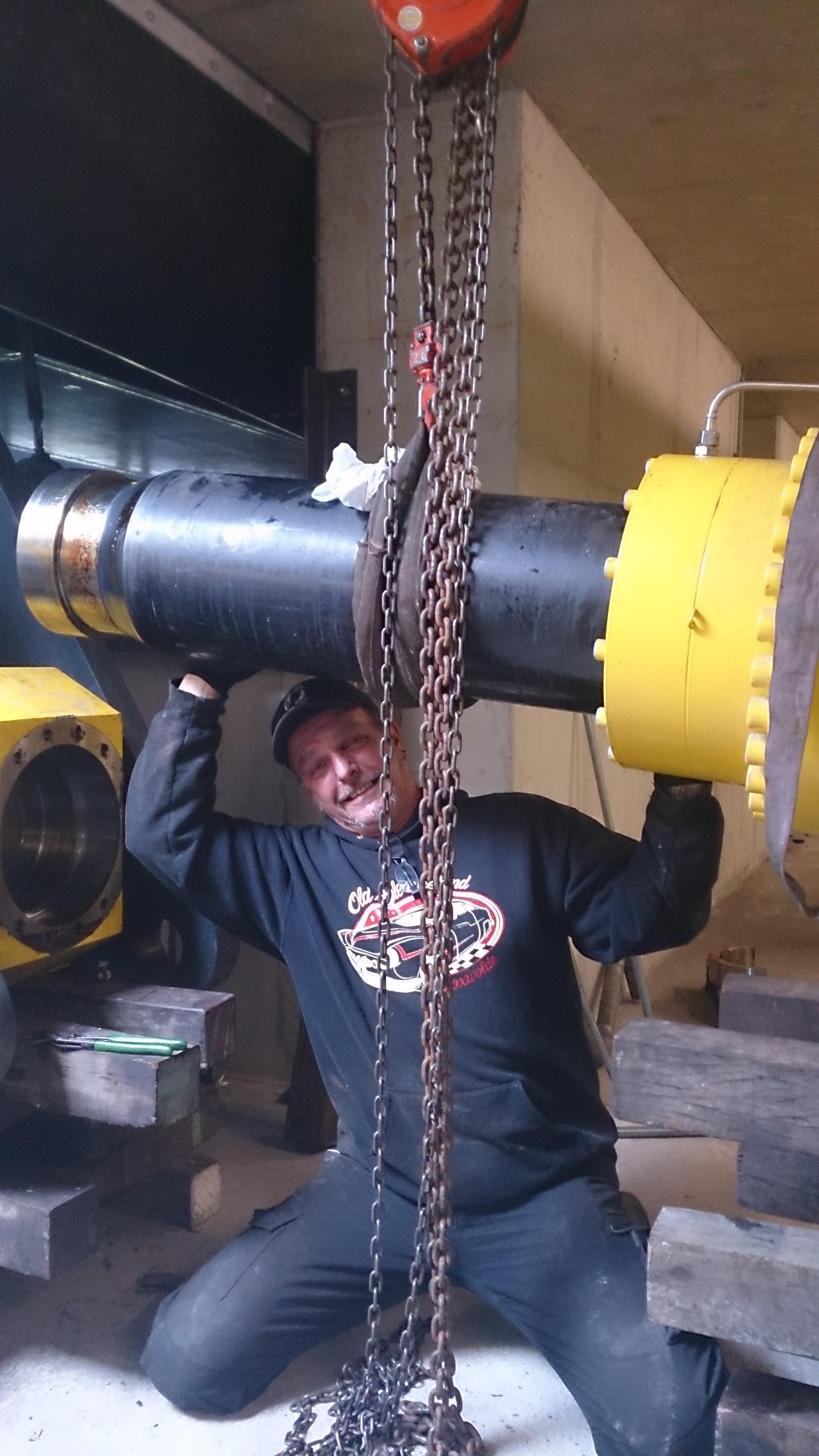 cilinderrevisie brug veendam