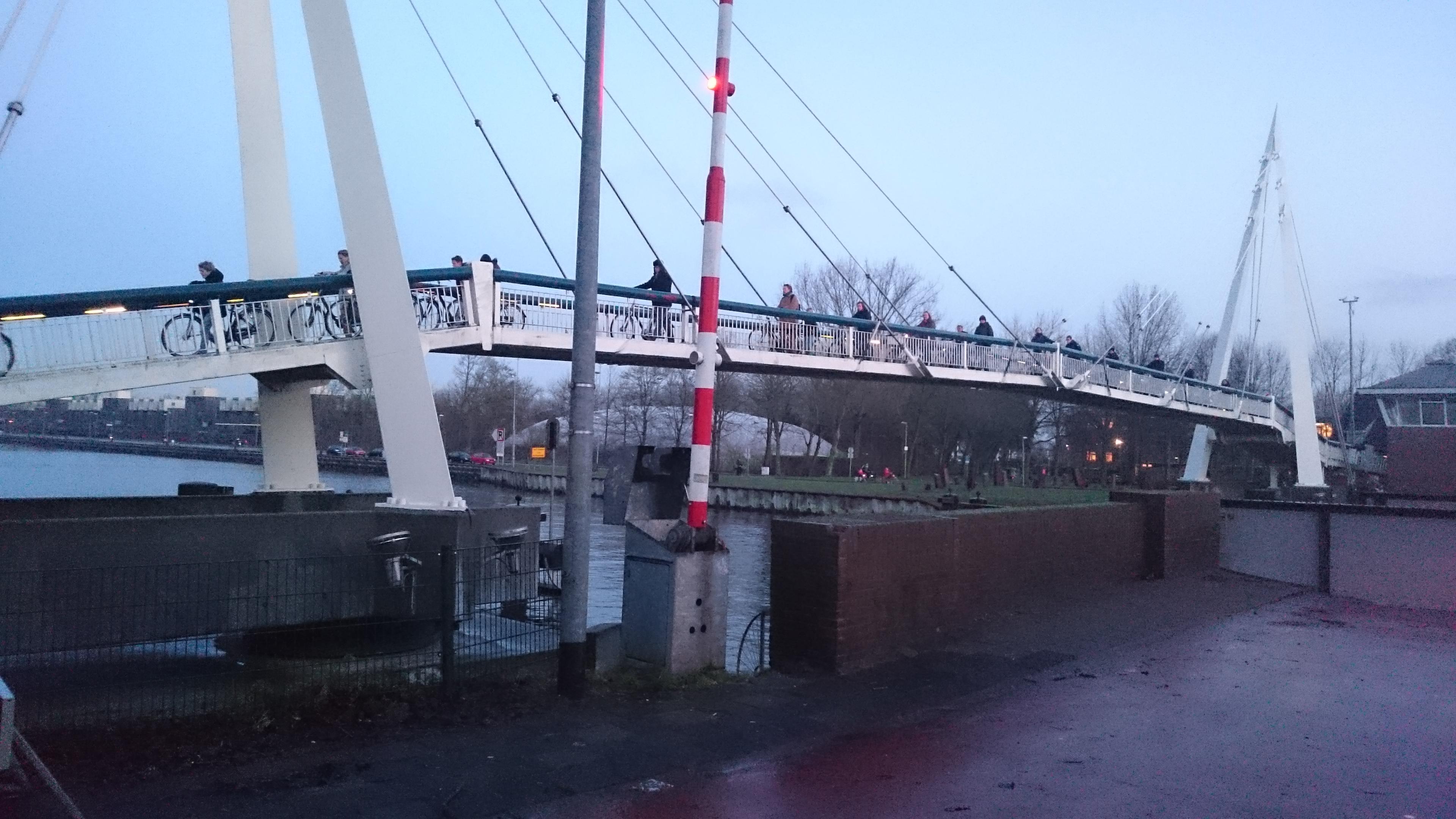 onderhoud reparatie gerrit krolbrug Groningen
