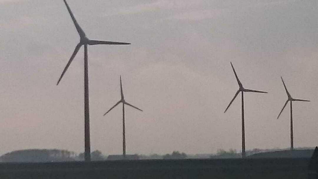 onderhoud windmolen